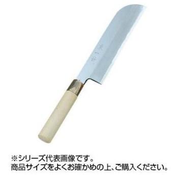 東一誠 鎌型薄刃包丁 180mm 001045-001