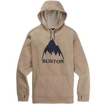 バートン(BURTON) メンズ フーディ Men's Oak Pullover Hoodie プラザトープヘザー 16223108250 トップス パーカー フリース プルオーバー スノボ アウトドア