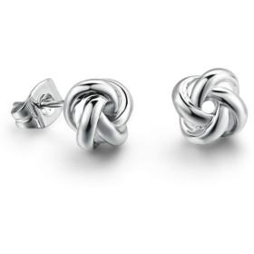 Austrian Crystal Classic Platinum Plated Earring [並行輸入品]