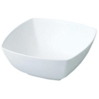 NARUMI(ナルミ) スタイルズ(Styles) スクエアボウル ホワイト 18(15)cm 50481-3409