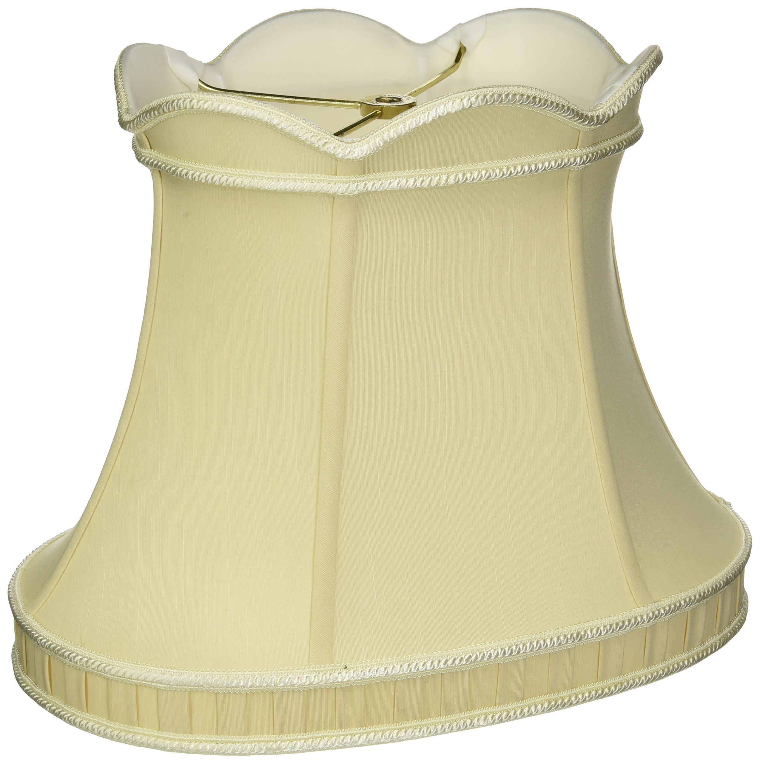 Top Scallop with Gallery Designer Lamp Shade