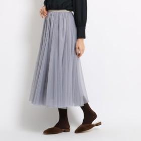 [マルイ] 【Lサイズあり】チュールスカート/エージー バイ アクアガール(AG by aquagirl)