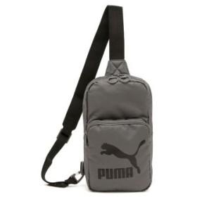 (GALLERIA/ギャレリア)プーマ ボディバッグ PUMA ウエストバッグ CORE コア オリジナルス X-バッグ ワンショルダーバッグ 斜めがけ B5 小さめ 軽量 076647/ユニセックス グレー