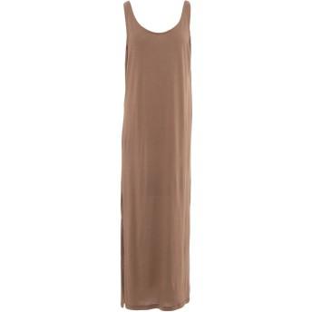 《セール開催中》ALTERNATIVE レディース ミニワンピース&ドレス キャメル XS コットン 60% / ウール 40%