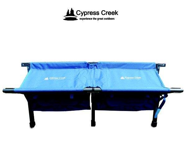 《愛露愛玩》CC-LC200 Cypress Creek賽普勒斯鋁合金情人椅///附收納袋///兼具收納功能