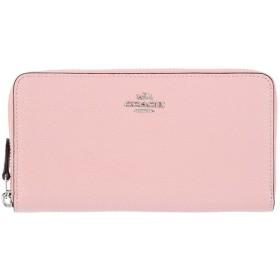 《セール開催中》COACH レディース 財布 ライトピンク 革