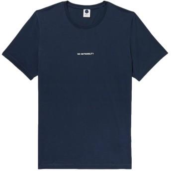 《セール開催中》NN07 メンズ T シャツ ダークブルー XL ピマコットン 100%
