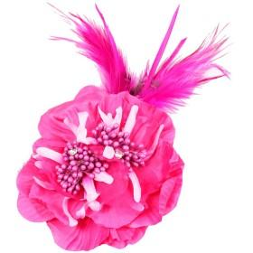コサージュ 入学式 コサージュ フォーマル 2way ヘッドドレス 桜 コサージュ 髪飾り fhsc18004re