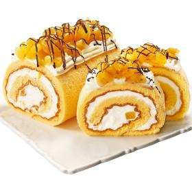 <ローザンヌ>マロンロールケーキ