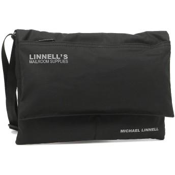 [マイケルリンネル]ショルダーバッグ メンズ レディース MICHAEL LINNELL MLAC10 ブラック [並行輸入品]