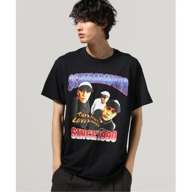 【30%OFF】 ジャーナルスタンダード RAP TEES/ラップティーズ : スチャダラパー Tシャツ メンズ ブラック M 【JOURNAL STANDARD】 【セール開催中】