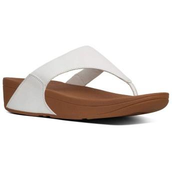 [フィットフロップ] レディース パンプス Lulu™ Leather Thong Sandals [並行輸入品]
