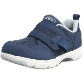 [アシックス スクスク] 運動靴 スニーカー GD.WALKER MINI MS 3 キッズ ネイビーブルー 21.5 cm
