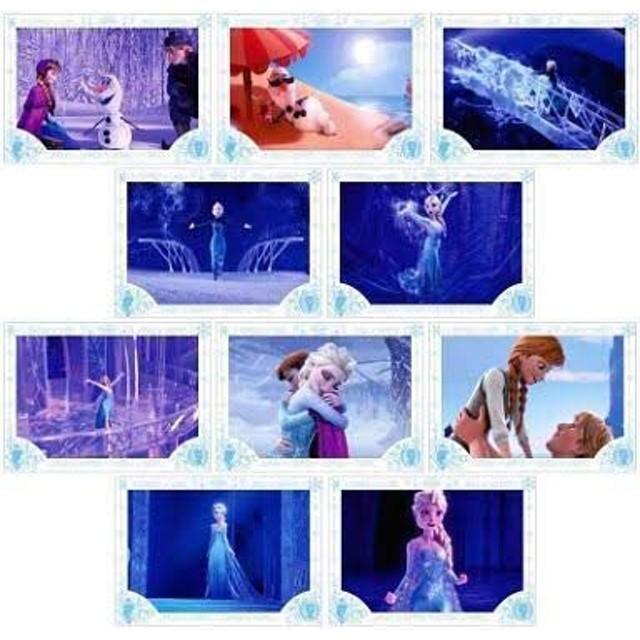 ディズニー シネマコレクション ファイナル アナと雪の女王 エルサ