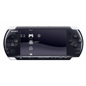 PSP「プレイステーション・ポータブル」 バリュー・パック ピアノ・ブラッ (中古品)