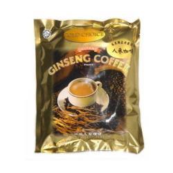【馬來西亞 金寶】人蔘咖啡-4袋/組