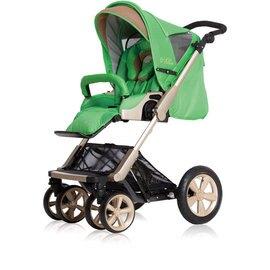 【淘氣寶寶】美國 Zooper 旗艦頂級嬰兒車 Flamenco (福朗明哥)-菩提綠