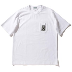 ビームス メン LACOSTE × BEAMS / 別注 ショートスリーブ Tシャツ メンズ BLANC 3 【BEAMS MEN】