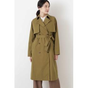 HUMAN WOMAN ◆ハイカウントウェザートレンチコート その他 コート,モカベージュ1
