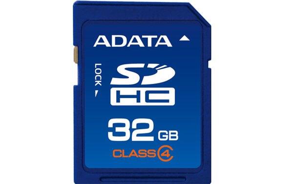 [富廉網] 32GB 威剛 ADATA SDHC SD CARD CLASS4記憶卡