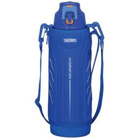 サーモス 真空断熱スポーツボトル 1.5L  ブルー FFZ-1500F BL
