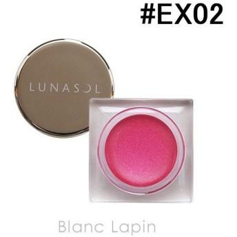 【箱・外装不良】ルナソル LUNASOL グラムウィンク #EX02 Luminous Pink 5.1g [689943]【メール便可】