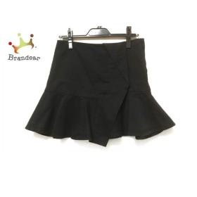 マークバイマークジェイコブス MARC BY MARC JACOBS スカート サイズ2 S レディース 黒 新着 20190910