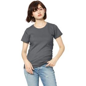 [プリントスター] 半袖 5.6オンス へヴィー ウェイト Tシャツ 00085-CVT レディース デニム WL (日本サイズレディースL相当)