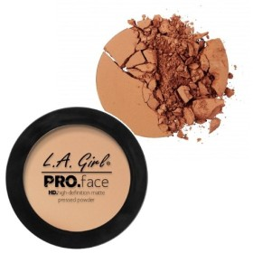 LA GIRL PRO Face Powder - Warm Caramel (並行輸入品)