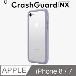 【RhinoShield 犀牛盾】iPhone 7/8 CrashGuard NX模組化防摔邊框殼-薰衣紫