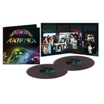 Journey Live at the Cow Palace LP