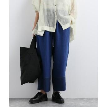 journal standard luxe 【PERO/ぺロ】 easy pants(wool) ブルー A 40