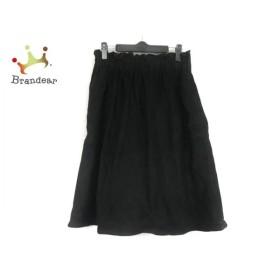 ツモリチサト TSUMORI CHISATO スカート サイズ2 M レディース 黒 新着 20190910