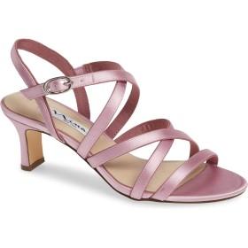 [ニナ] レディース サンダル Genaya Strappy Evening Sandal (Wome [並行輸入品]