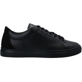 《セール開催中》CAVALLI CLASS メンズ スニーカー&テニスシューズ(ローカット) ブラック 42 革