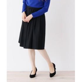 SOUP(スープ) 【WEB限定サイズ・カラーあり】カラー選べる!ウールタックフレアスカート