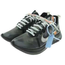 【SALE】 NIKE× OFFWHITE THE 10 ZOOM FLY SP ズームフライ サイズ:26.5cm (四ツ橋店)