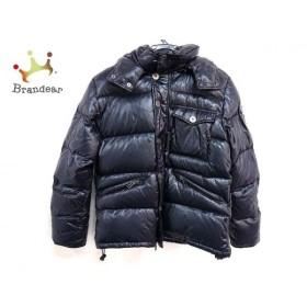 フランキーモレロ frankiemorello ダウンジャケット サイズ46/S メンズ 美品 黒 冬物 新着 20190910【人気】