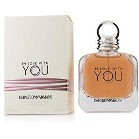 ジョルジオアルマーニ Emporio Armani In Love With You Eau De Parfum Spray 100ml/3.4oz並行輸入品