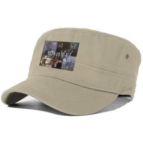 LLLAOSJ 帽子キャップBOOWY メッシュキャップ 通気性抜群 日除け 紫外線対策 登山 釣り ゴルフ 運転 アウトドアなどに 無地 小顔効果 男女兼用 夏 秋 Natural