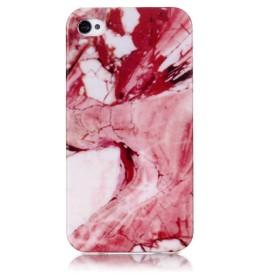 iPhone 4 / iPhone 4s おしゃれ ケース, 高級 CUNUS Apple iPhone 4 / iPhone 4s 軽量 カバー, TPU 落下防止 耐久性 耐摩擦 耐汚れ 保護カバー, 模様21