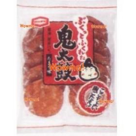WOx亀田製菓 10枚 鬼太鼓たまり味×12個【x】