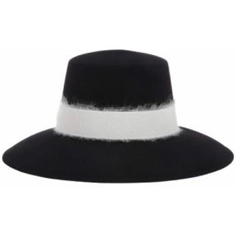 ユージニア キム Eugenia Kim レディース ハット 帽子 stevie Black