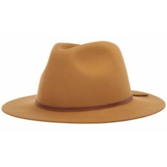 ブリクストン Brixton レディース ハット フェドラ 帽子 wesley fedora Maize