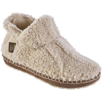 コージー・スリッパ・ブーティ、パイル・フリース/Women's Cozy Slipper Booties, Pile Fleece
