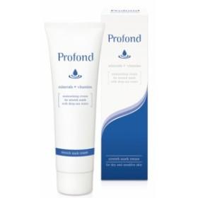 シェモア Profond プロフォン ストレッチマーククリーム 100g 送料無料 妊娠線 肉割れ 予防