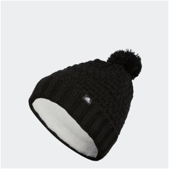 返品可 アディダス公式 アクセサリー 帽子 adidas ウィメンズ クライマウォーム ビーニー【ゴルフ】