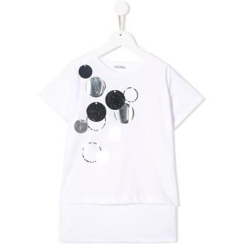 Simonetta プリント Tシャツ - ホワイト