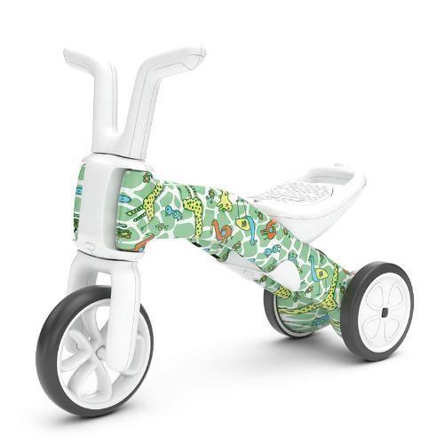 比利時 Chillafish比利時 Bunzi 二合一寶寶平衡車-長頸鹿樂園[免運費]