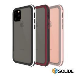 SOLiDE 維納斯 EX玩色 iPhone 11 Pro(5.8吋) 軍規防摔手機殼